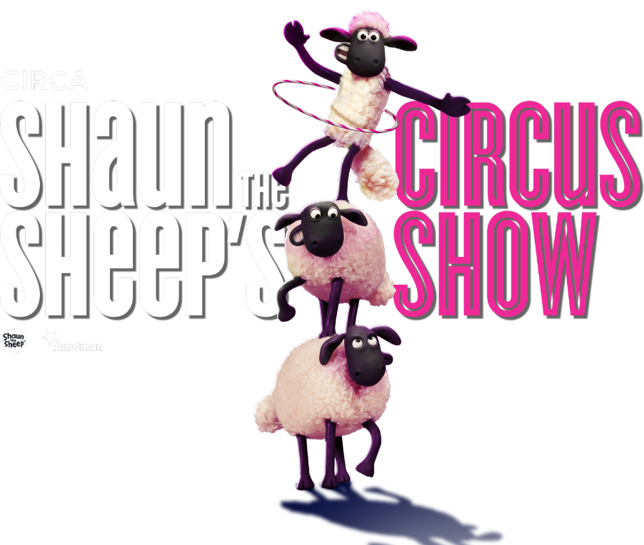 Shaun the Sheep's Circus Show